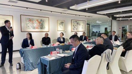 探讨中国红色官窑567瓷价值与商机 醴陵瓷发展研讨会在新湖南大厦举行